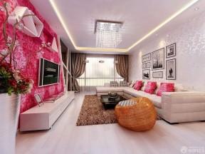 客廳吊頂效果圖大全 現代簡約裝修風格
