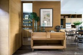 實木家具圖片 簡約現代裝修風格