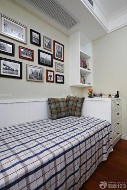 美式简约风格小房间装修效果图片图片