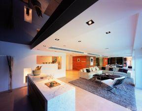 客廳天花板吊頂 現代時尚裝修