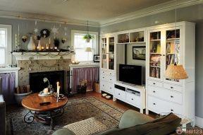 客廳天花板吊頂 歐式裝修客廳效果圖