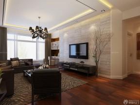 客廳天花板吊頂 現代簡單裝修