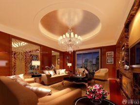 客廳吊頂裝修 現代時尚裝修