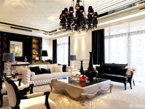 客廳吊頂裝修 歐式裝修客廳效果圖