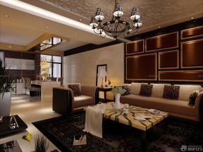 客廳吊頂裝修 現代簡約裝修風格