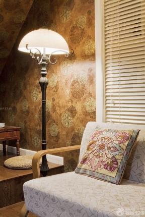 室內裝修效果圖欣賞 落地燈裝修效果圖片