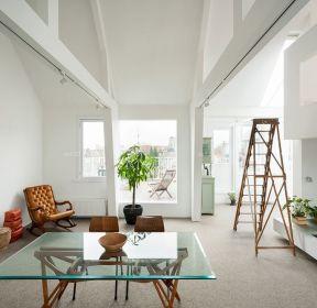 70平米小復式樓裝修樣板間-每日推薦
