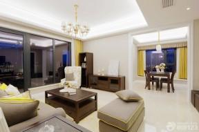 客廳實木家具  現代美式風格