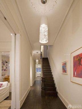 现代玄关 150平米复式楼装修效果图