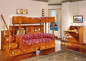 小臥室床設計 高低床圖片