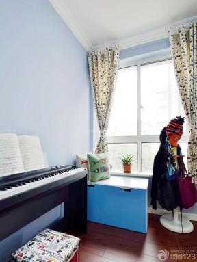室內裝修效果圖欣賞 布藝窗簾裝修效果圖片