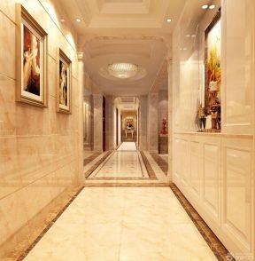 走廊顶 150平米房子装修效果图