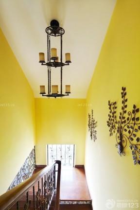 地中海风格装修图 墙面装饰装修效果图片