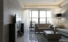 小戶型客廳吊頂 現代簡約裝修風格