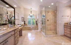 卫生间地砖 新古典装修风格