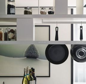 簡約室內裝修室內隔斷裝修效果圖片-每日推薦