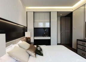 黑白卧室 卧室家居设计