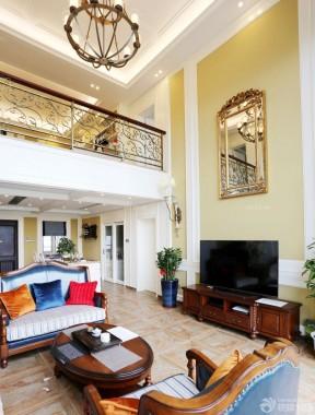 復式樓家居設計 客廳裝飾設計