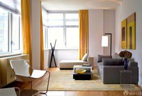 簡約客廳布置 70平米客廳裝修效果圖