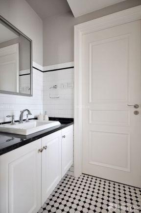 小衛生間裝修圖片 衛生間地板磚圖片