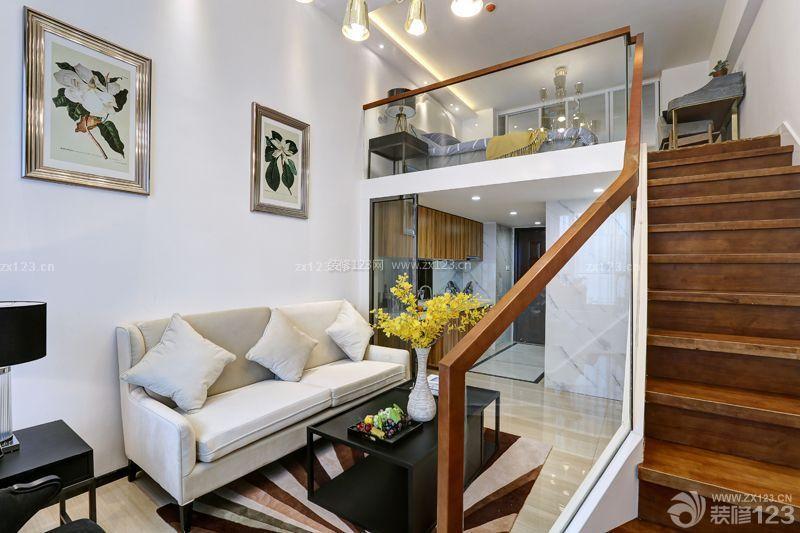 小户型跃层室内装修效果图大全欣赏
