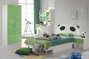 兒童房臥室 復古碎花壁紙圖片
