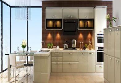 橱柜设计 要与厨电完美配合