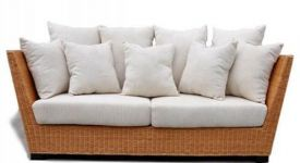 藤沙发的选购技巧  藤沙发的清洁保养