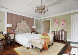 高端別墅臥室裝修設計效果圖
