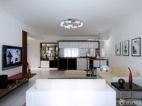 小型客廳吊頂 現代簡單裝修