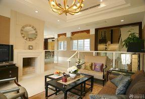 小型客廳吊頂 現代時尚裝修