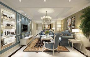 小型客廳吊頂 歐式裝修設計
