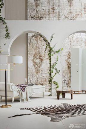 簡歐家裝風格 拱門設計