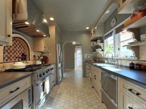 中小戶型地中海風格家庭 拱門設計