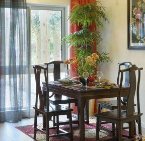 新中式風格中式餐桌裝修圖片-每日推薦