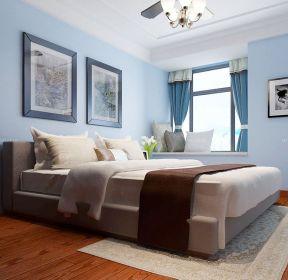 地中海风格卧室装饰画-每日推荐