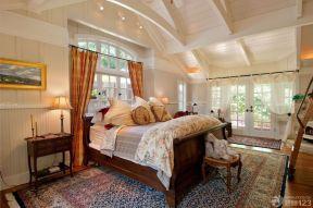 美式臥室風格 現代裝修風格