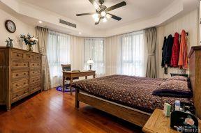 美式臥室風格 現代時尚裝修