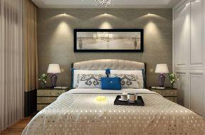現代美式風格 臥室裝飾設計