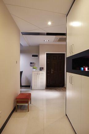 換鞋凳裝修效果圖片 90平米兩室兩廳裝修