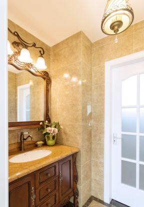 110平米三居室 衛生間裝修圖片大全