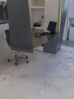 老板辦公室電腦辦公桌裝修效果圖片大全