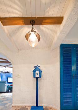 地中海風格家居設計吊燈圖片