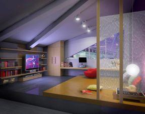 室內閣樓 現代室內裝修