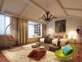 室內閣樓 家庭別墅設計圖