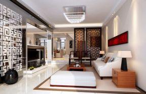 中式現代家裝 現代簡約裝修風格