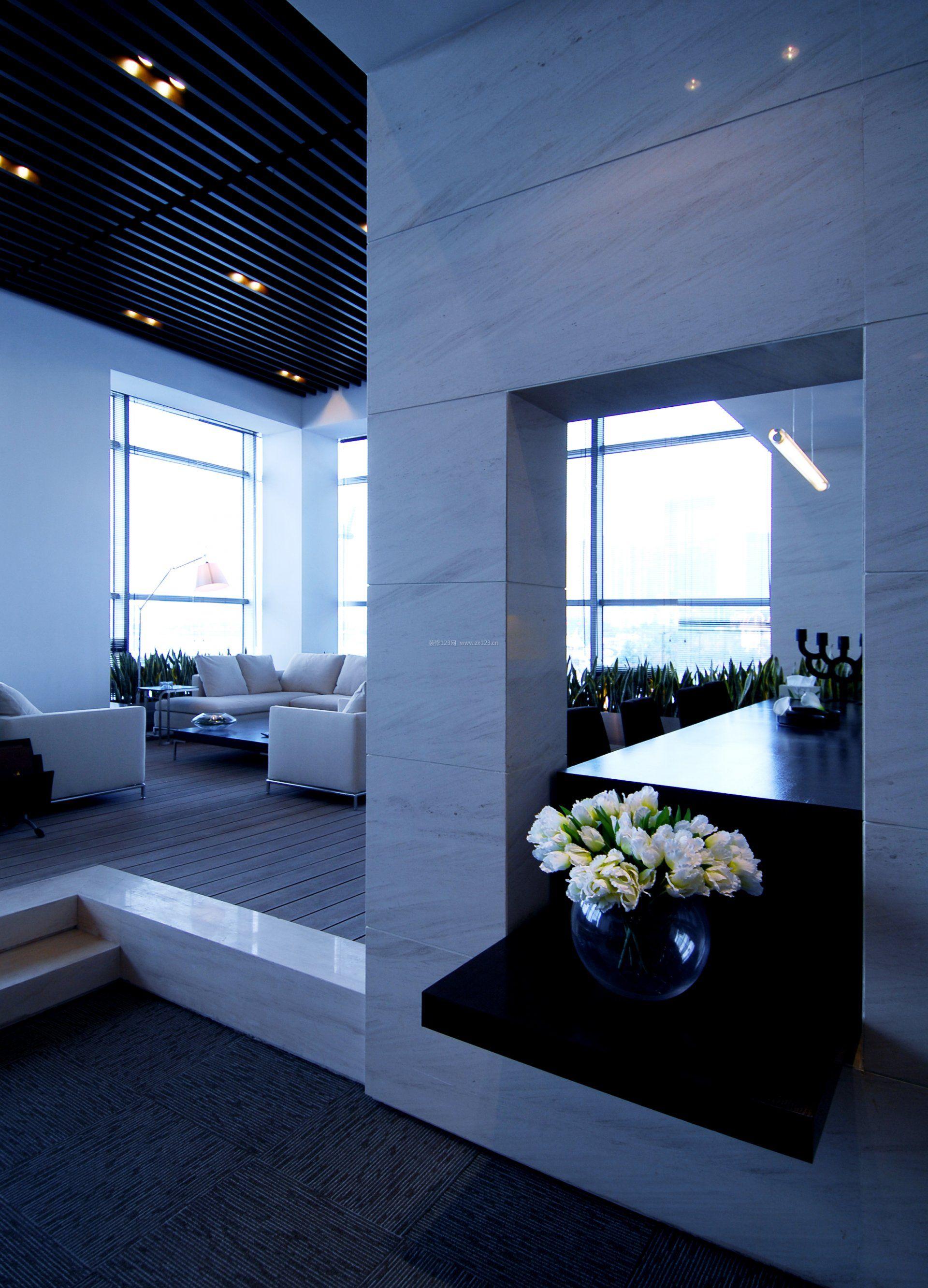 售楼部最新室内装修效果图片