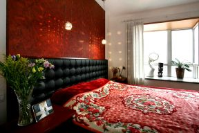 臥室裝修圖片 東南亞裝修風格