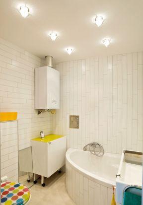 80平方三居室 簡約衛生間效果圖