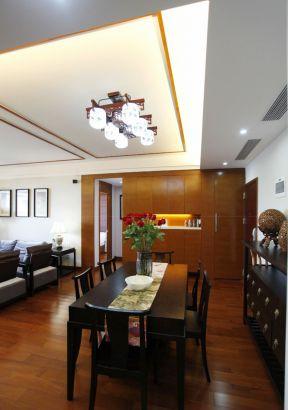 80平方三居室 简约中式装修效果图
